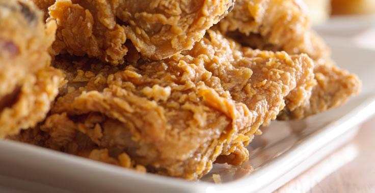 Fried Chicken Menu